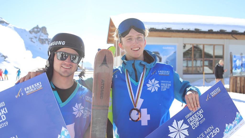 Andri Ragettli | Freeski | Swiss Ski