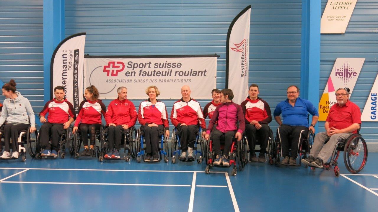 Schweizer Meisterschaft Para-Badminton 2020